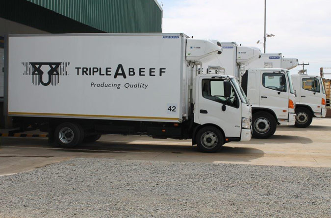 Triple a beef meat processing-1